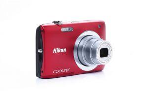 Nikon Coolpix - produktová fotografie
