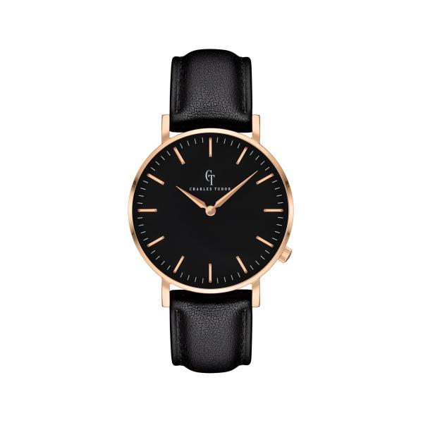 foto-eshop-hodinky-charles-tudor-hlavni-damske-gold-black-black