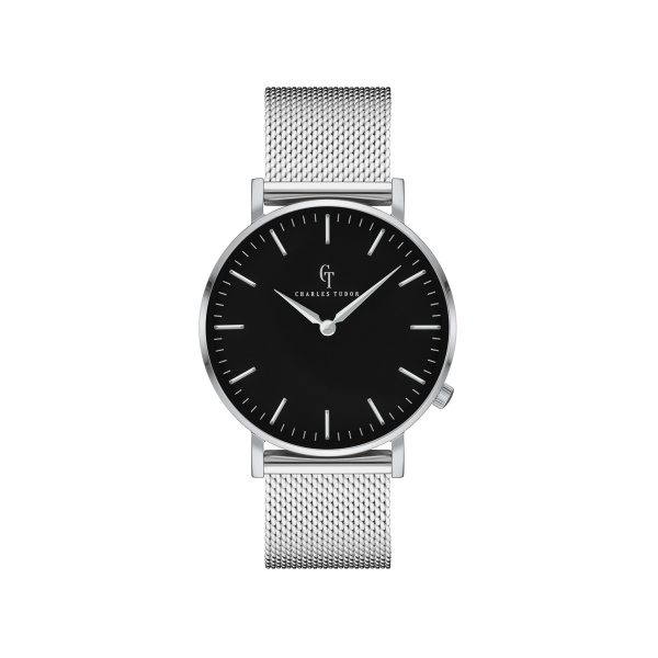 foto-eshop-hodinky-charles-tudor-hlavni-damske-silver-black-silver